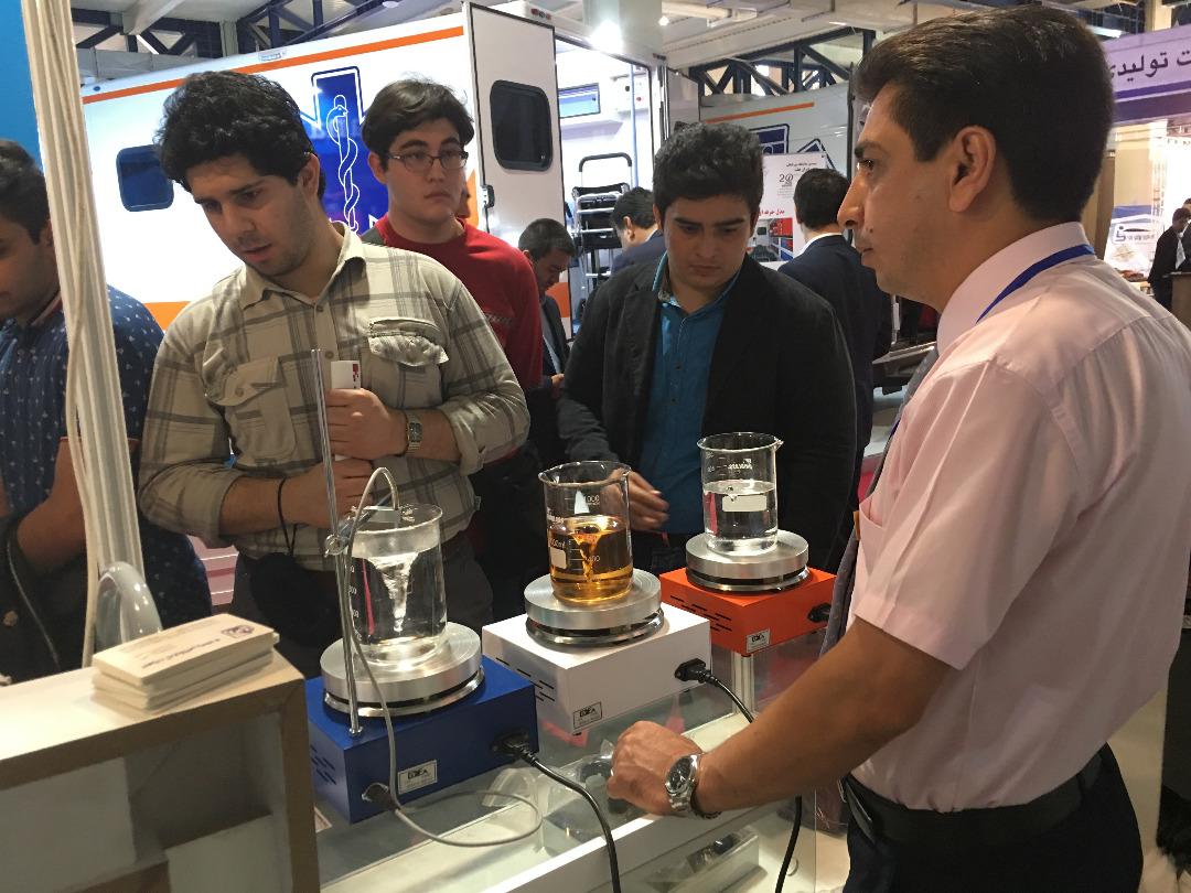 نمایشگاه تجهیزات آزمایشگاهی در مشهد